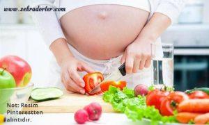Hamilelikte Beslenme Nasıl Olmalıdır?