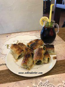 Avliya Boşnak Mutfağı, boşnak böreği, boşnak mantısı