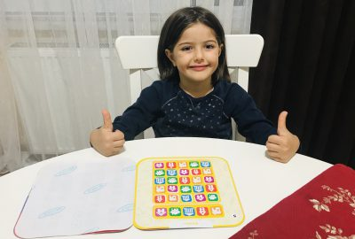 Pötikare Yayıncılık Çıkartmalı Sudoku